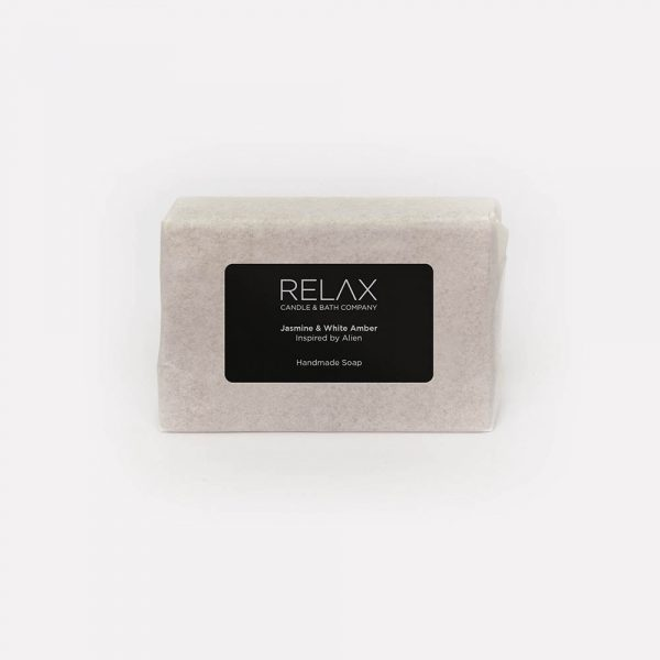 Relax candle and bath handmade soap